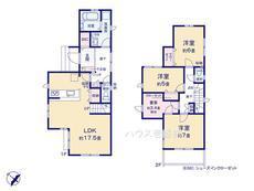 さいたま市緑区松木3丁目 全8棟 8号棟 【C-0524588】のサムネイル