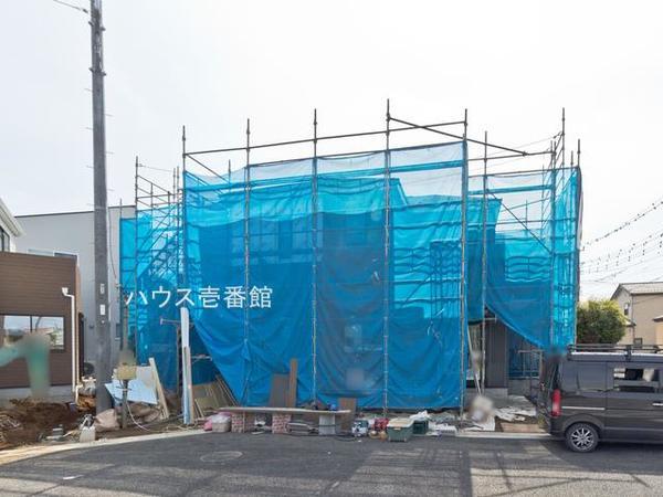 さいたま市緑区松木3丁目 全8棟 8号棟 【C-0524588】