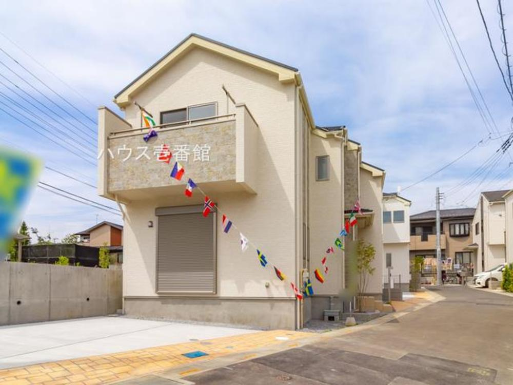 川口市神戸 全2棟 1号棟【E-0530126】のサムネイル