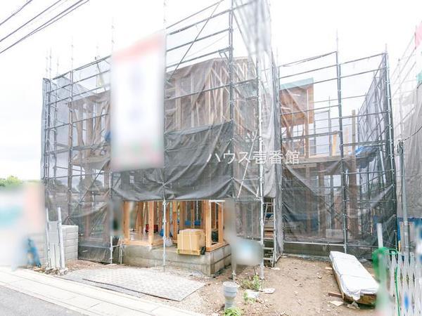 さいたま市緑区三室 全7棟 1号棟【C-0438107】
