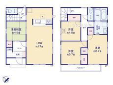 さいたま市緑区大字中尾 全3棟 3号棟【B-0545671】のサムネイル