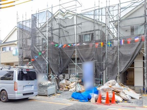 川口市長蔵2丁目 全5棟 5号棟【C-0543524】