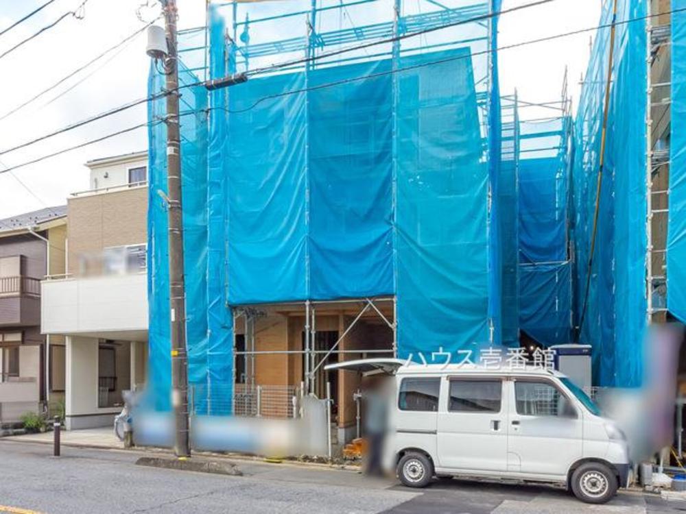 川口市上青木第3 全5棟 5号棟【B-0550810】のサムネイル