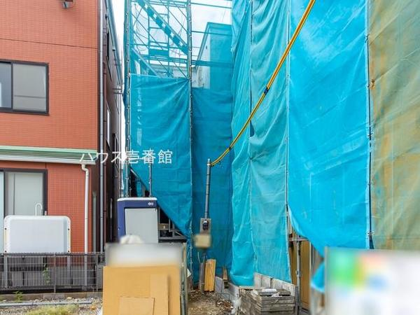 川口市戸塚東 全2棟 2号棟【C-0542005】