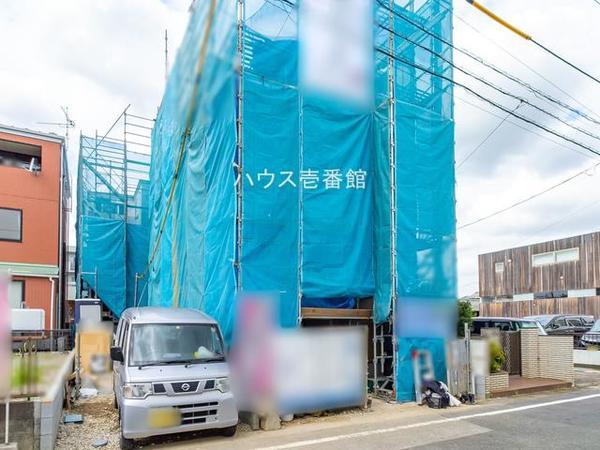 川口市戸塚東 全2棟 1号棟【C-0542004】