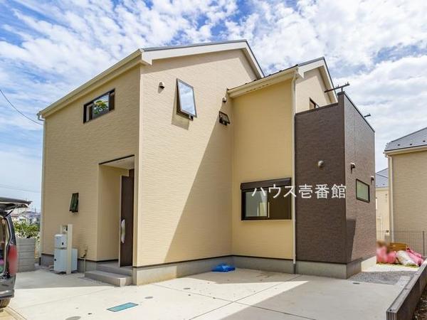 さいたま市緑区三室 全7棟 1号棟【E-0438107】