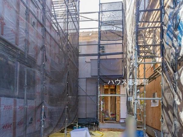 さいたま市緑区三室第12期 全4棟 D号棟【C-0549015】