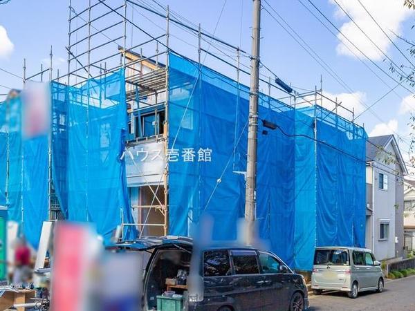 さいたま市緑区三室 全2棟 2号棟【C-0558036】